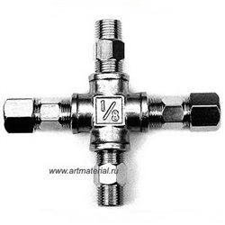 """Фильтр-регулятор давления в кожухе (НР1/8""""- НР1/8"""") с манометром R38/7bar"""