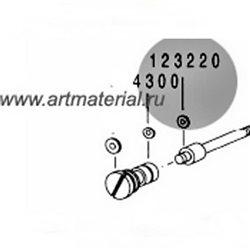 Адаптер для полимерн.баночки 30 мл д/ Evolution X