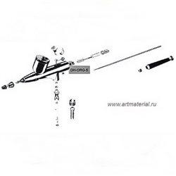 Уплотнение иглы для Аэро-Про 35/102/103/125