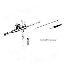 Колпачок иглы защитный для Аэро- про DH-1, DH-2, DH-102