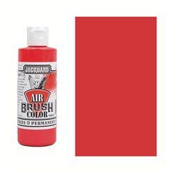 Краска Jacquard Airbrush Color красный флуоресцентный 118мл