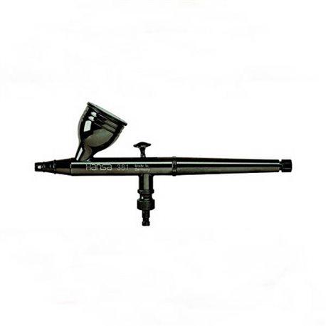 Аэрограф Hansa 381-автомат black (сопло 0.3мм)