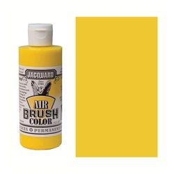 Краска Jacquard Airbrush Color желтый яркий 118мл