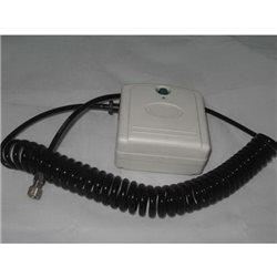 Компрессор безмасляный аккумуляторный с сетевым адаптором SPARMAX DAC-25/АС-25 (1,8bar/7л\мин)
