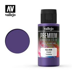 Фиолетовая. Краска акрил-уретановая Vallejo Premium