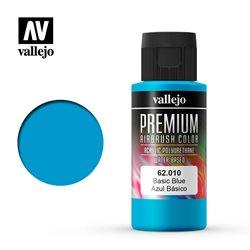Краска акрил-уретановая Vallejo Premium/ синий candy