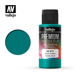 Краска акрил-уретановая Vallejo Premium/ зеленый candy