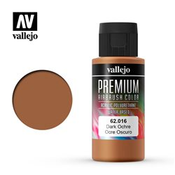Набор флюоресцентных красок Vallejo Premium/5х60мл.