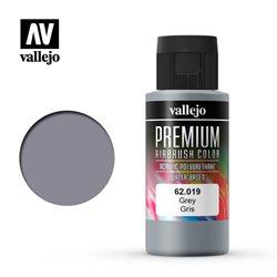 Серая. Краска акрил-уретановая Vallejo Premium