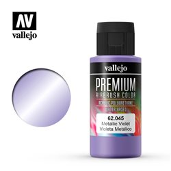 Металлик фиолетовый.Краска акрил-уретановая Vallejo Premium