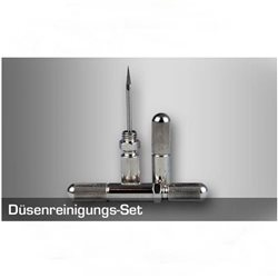 Комплект распылительный для DH-710/0,5мм (сопло/возд. сопло/игла)