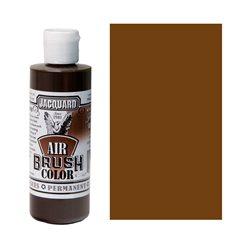 Краска Jacquard Airbrush Color коричневый прозрачный 118мл