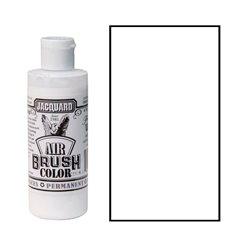 Краска Jacquard Airbrush Color белый прозрачный 118мл