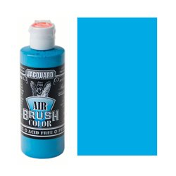 Краска Jacquard Airbrush Color Голубой 118мл