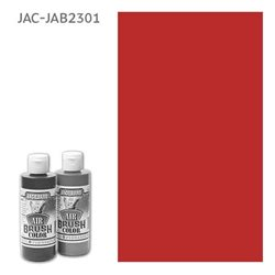 Краска Jacquard Airbrush Color красный металлик 118мл