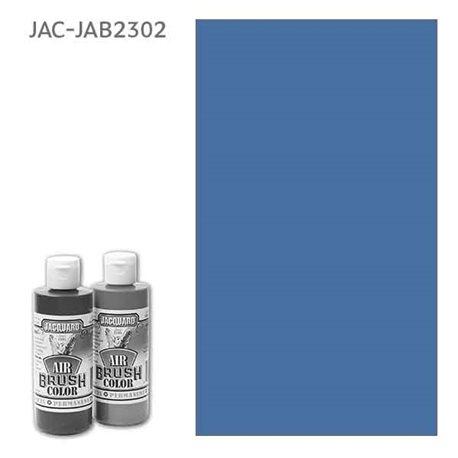 Краска Jacquard Airbrush Color синий металлик 118мл