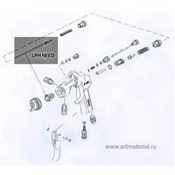 Игла 0,4мм для Iwata LPH 100