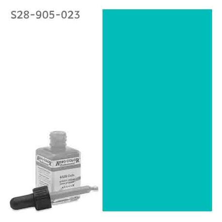 Краска для аэрографии Schmincke Aero Metalic/Зеленый металлик/