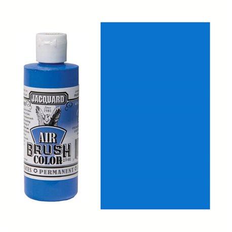 Краска Jacquard Airbrush Color синий покрывной 118мл
