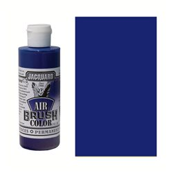 Краска Jacquard Airbrush Color синий яркий 118мл