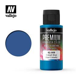 Кобальт синий. Краска акрил-уретановая Vallejo Premium