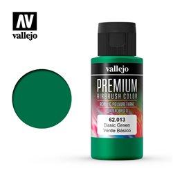Зеленая. Краска акрил-уретановая Vallejo Premium