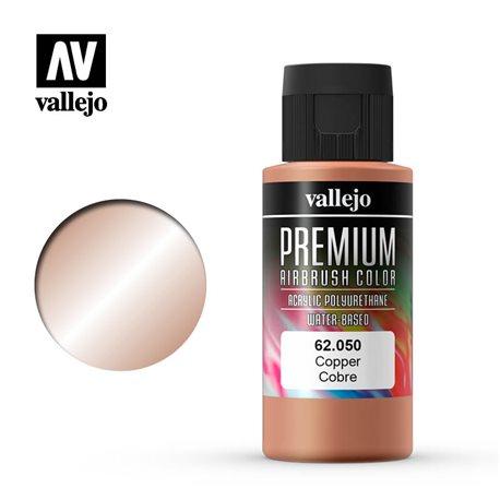 Медь.Краска акрил-уретановая Vallejo Premium