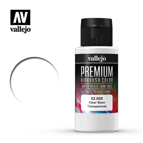 Прозрачное связующее красок Vallejo Premium