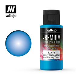 Синий candy.Краска акрил-уретановая Vallejo Premium
