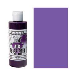Краска Jacquard Airbrush Color фиолетовый прозрачный 118мл