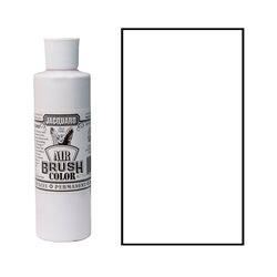 Краска Jacquard Airbrush Color белый покрывной 118мл
