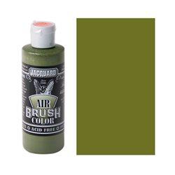 Краска Jacquard Airbrush Color Зеленый армейский 118мл