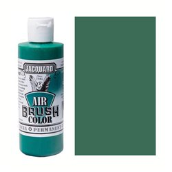 Краска Jacquard Airbrush Color зеленый яркий 118мл